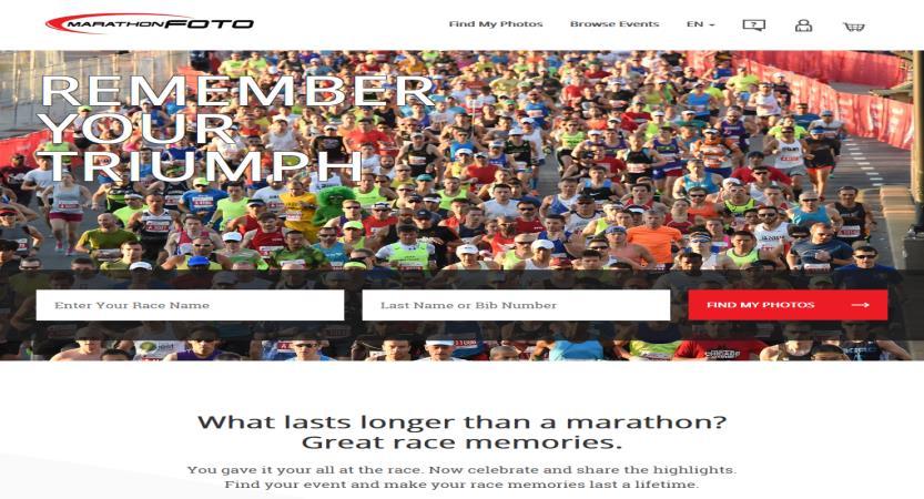 image of Nebo Agency Wins 2016 Best Photography Mobile Website Mobile WebAward for Marathon Foto Redesign