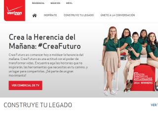 image of Lopez Negrete Communications Wins 2014 Best Internet Service Provider Mobile Website Mobile WebAward for Crea Futuro