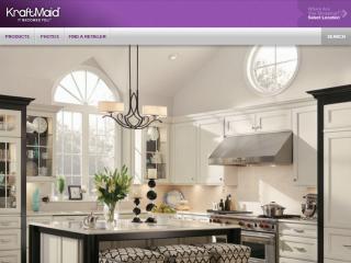 image of Hanson Inc./Masco Cabinetry Wins 2012 Best Home Building Mobile Website Mobile WebAward for KraftMaid Mobile Site
