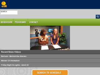 image of Mercury New Media Wins 2012 Best Broadcasting Mobile Website Mobile WebAward for WPDS mobile site