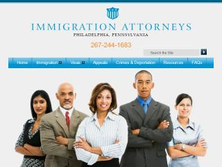 image of LexisNexis Law Firm Marketing Solutions Wins 2012 Best Legal Mobile Website Mobile WebAward for Philadelphia Immigration Attorneys Mobile Multi-Platform Site