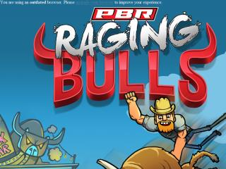 image of RED Games, a division of RED Interactive Agency  Wins 2015 Best Sports Mobile Application Mobile WebAward for PBR: Raging Bulls