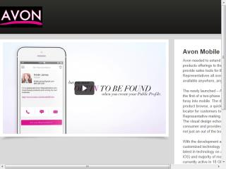 image of SapientNitro Wins 2014 Best Fashion or Beauty Mobile Application Mobile WebAward for Avon Mobile Brochure 2.0