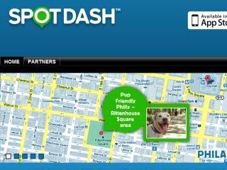 image of CBS Local Digital Media Wins 2012 Best Leisure Mobile Application Mobile WebAward for CBS Local Digital Media's SpotDash