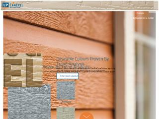image of Hitchcock Fleming & Associates Wins 2015 Best Home Building Mobile Website Mobile WebAward for LP CanExel: You Can Tell It's CanExel