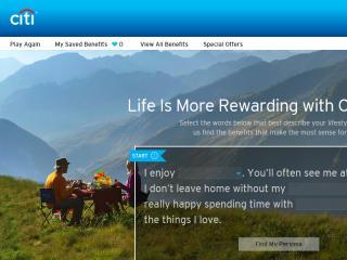 image of SapientNitro Wins 2015 Best Bank Mobile Website Mobile WebAward for Citi Benefits Digital Hub