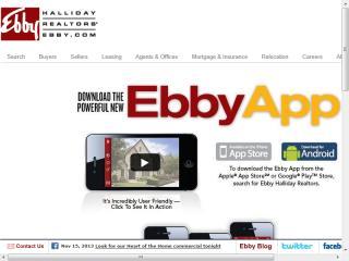 image of Ebby Halliday Realtors Wins 2013 Best Real Estate Mobile Application Mobile WebAward for Ebby Halliday Realtors App