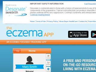 image of Bayer HealthCare Wins 2013 Best Health Care Mobile Application, Best Pharmaceuticals Mobile Application Mobile WebAward for The Eczema App