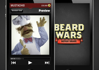 image of Intuitive Company Wins 2012 Best Game Site Mobile Application Mobile WebAward for Beardwars