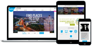 image of Visit West Hollywood and Miles Wins 2015 Best Travel Mobile Website Mobile WebAward for West Hollywood Responsive Website Redesign