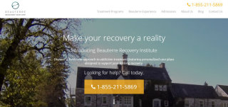 image of Risdall Advertising Agency Wins 2015 Best Healthcare Provider Mobile Website Mobile WebAward for Beauterre Recovery Institute Responsive Website