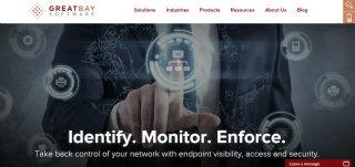 image of Risdall Advertising Agency Wins 2015 Best Computer: Software Mobile Website Mobile WebAward for Great Bay Software Responsive Website
