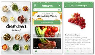 image of FreshDirect Wins 2015 Best Food Industry Mobile Application, Best of Show Mobile Application Mobile WebAward for FreshDirect iPhone App