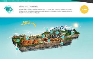 image of ThoughtLab Wins 2015 Best Associations Mobile Website Mobile WebAward for Envision Utah