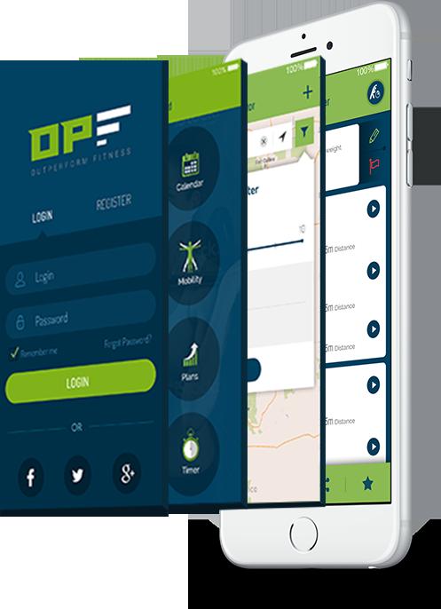 image of Imaginovation Wins 2016 Best Sports Mobile Application Mobile WebAward for Outperform Fitness - Imaginovation