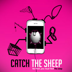 image of Senior Interactive Wins 2012 Best Events Mobile Application Mobile WebAward for Animest  Catch the Sheep