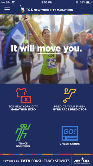 image of Tata Consultancy Services Wins 2018 Best Events Mobile Application, Best Sports Mobile Application Mobile WebAward for 2017 TCS New York City Marathon App