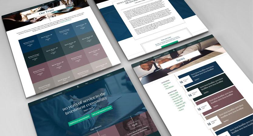 image of Clarity Partners, LLC Wins 2018 Best Financial Services Mobile Website Mobile WebAward for Rothschild Investment Website Design & Development