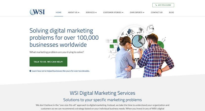 image of WSI Wins 2019 Best Consulting Mobile Website Mobile WebAward for WSI World