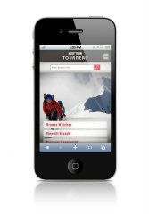 image of MICROS-Retail Wins 2012 Best Retail Mobile Website Mobile WebAward for Tourneau
