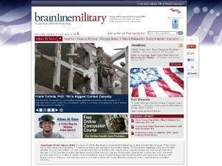 image of WETA Learning Media Wins 2012 Best Military Mobile Website Mobile WebAward for BrainLineMilitary