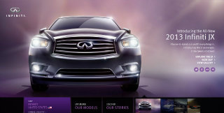 image of Critical Mass & Infiniti Global Wins 2012 Best Automobile Mobile Website Mobile WebAward for Infiniti Global Website
