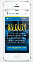 image of Please recognize the followng company:  TransLink Wins 2013 Best Portal Mobile Website Mobile WebAward for Transit Police On Duty Portal