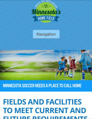 image of Risdall Advertising Agency Wins 2013 Best Sports Mobile Website Mobile WebAward for Minnesota Youth Soccer Association (MYSA)