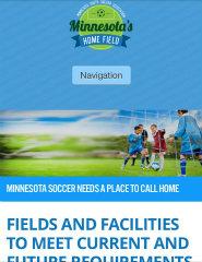image of Risdall Advertising Agency Wins 2013 Best Sports Mobile Website Mobile WebAward for Minnesota Youth Soccer Association (MYSA)