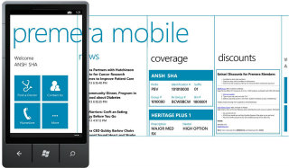 image of Premera Wins 2013 Best Insurance Mobile Application Mobile WebAward for Premera Mobile for Windows Phone 8