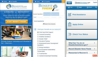 image of Benefits.gov Wins 2013 Outstanding Mobile Website Mobile WebAward for Benefits.gov Mobile Strategy Campaign