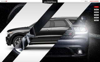 image of SapientNitro Wins 2013 Best Automobile Mobile Website, Best Mobile Industry Mobile Website Mobile WebAward for 2014 Dodge Durango Reveal