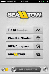 image of Bluetube Wins 2013 Best Leisure Mobile Application Mobile WebAward for Sea Tow Mobile Applications
