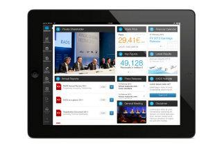 image of Aperto Group / Aperto Move Wins 2013 Best Investor Relations Mobile Application Mobile WebAward for EADS Investors Financial App
