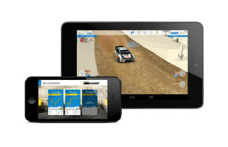 image of Aperto Group / Aperto Move Wins 2013 Best Game Site Mobile Application Mobile WebAward for Volkswagen RALLY THE WORLD.THE GAME.