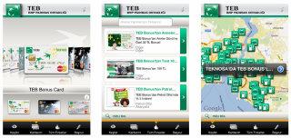 image of TEB Wins 2013 Best Marketing Mobile Application Mobile WebAward for TEB Deal Finder
