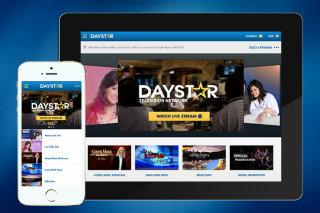 image of Brightcove & Lightmaker Wins 2013 Best Broadcasting Mobile Application Mobile WebAward for Daystar Mobile App
