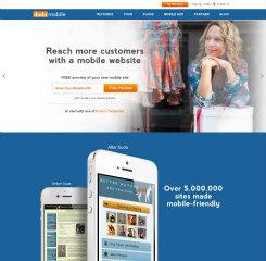 image of DudaMobile Wins 2013 Best Interactive Services Mobile Website Mobile WebAward for DudaMobile