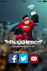 image of ABS-CBN Corporation Wins 2014 Best Advocacy Mobile Application Mobile WebAward for PasaHero App