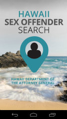 image of Hawaii Information Consortium, LLC Wins 2014 Best Information Services Mobile Application Mobile WebAward for Hawaii Sex Offender Search