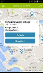 image of Hawaii Information Consortium, LLC Wins 2014 Best Energy Mobile Application Mobile WebAward for EV Stations Hawaii