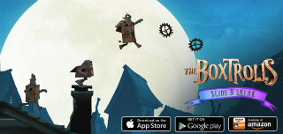 image of LAIKA, Focus Features, RED Games, a division of RED Interactive Agency Wins 2014 Best Movie Mobile Application Mobile WebAward for The Boxtrolls: Slide 'N' Sneak