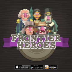 image of RED Interactive Agency  Wins 2014 Best Education Mobile Application Mobile WebAward for Frontier Heroes