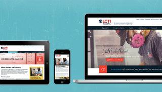 image of MI Digital Agency Wins 2014 Best Education Mobile Website Mobile WebAward for Lehigh Career & Technical Institute
