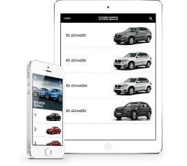 image of Big Spaceship Wins 2014 Best Automobile Mobile Website Mobile WebAward for BMW Genius App