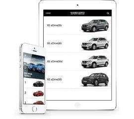 image of Big Spaceship Wins 2014 Best Automobile Mobile Website Mobile WebAward for BMW Genius App