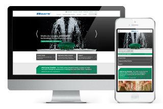image of Noble Studios Wins 2014 Best Manufacturing Mobile Website Mobile WebAward for Haws