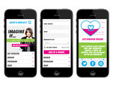 image of Cuker Wins 2014 Best Advocacy Mobile Website Mobile WebAward for Keep A Breast Mobile Site