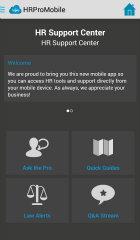 image of HRAnswerLink, Inc. Wins 2014 Best Consulting Mobile Application Mobile WebAward for HRProMobile