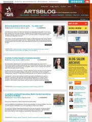 image of Americans for the Arts Wins 2015 Best Blog Mobile Website Mobile WebAward for ARTSBlog-For the Arts Professional in the Know